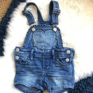 H&M baby shortalls